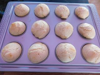 Muffins mit Buttermilch