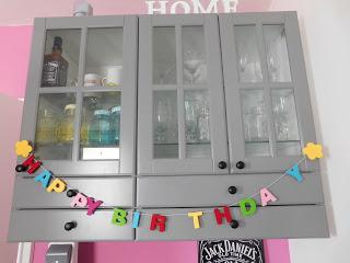 Geburtstagsgirlande