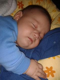 gestilltes Baby
