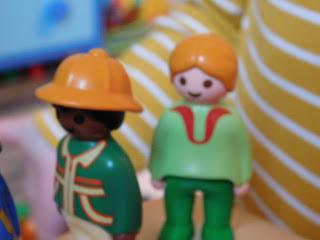 Menschen Playmobil