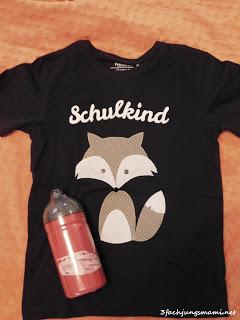Schulkind Shirt