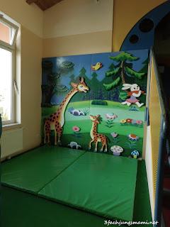 Indoor Spielbereich