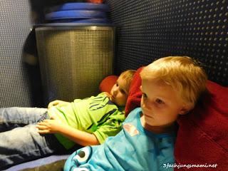 Spaß im Kino