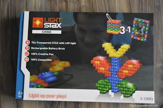 leuchtendes Lego