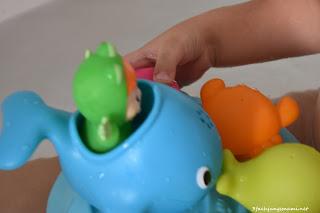 Spielzeug Badewanne