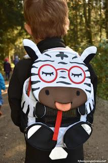 Affenzahn Zebra