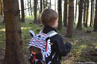 Waldausflug mit Affenzahn