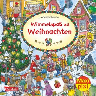 Wimmelbuch Weihnachten
