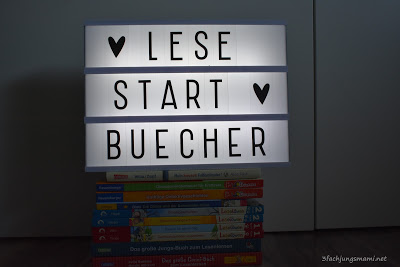 Bücher für Leseanfänger