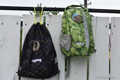 Ergobag Turnbeutel und Sporttasche