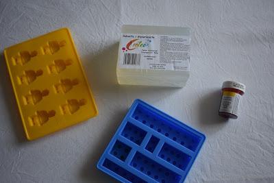 Legoseife Zutaten