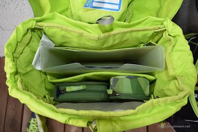 Ergobag Pack innen