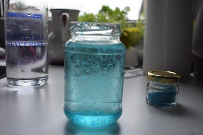Flüssigkeiten vermischen