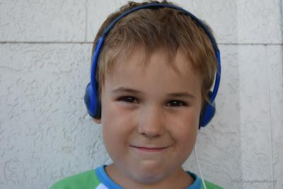 Kopfhörer zum Musikhören