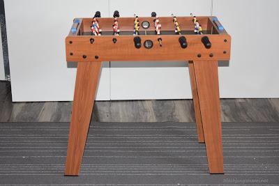 ein Tischfußball für zuhause