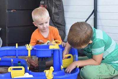 Waterplay auch für größere kinder