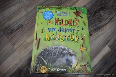 Buch über Tiere