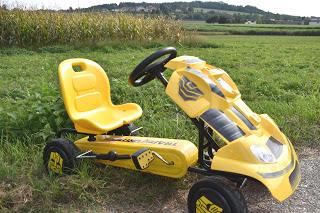 Go Kart von Hauck