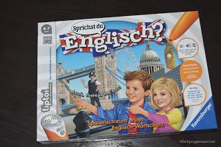 Sprichst du Englisch?