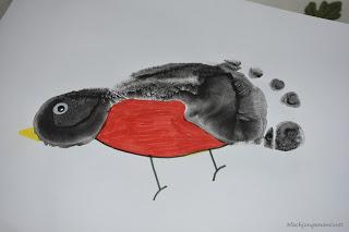 Fußabdrücke - footprints