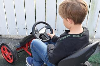 Go-Kart von Hauck Toys