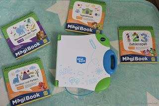 MagiBook von Vtech Test und Gewinnspiel