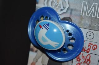 Schnuller Magnete