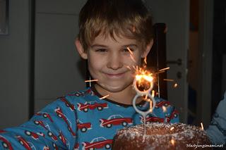 8. Geburtstag